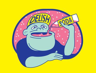 DELISH SODA