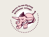Dumbo doodle