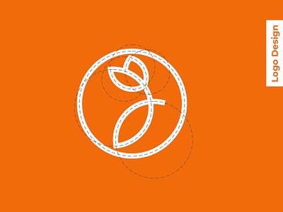 rosegril logo ux vector ui typography logo illustration icon design branding app