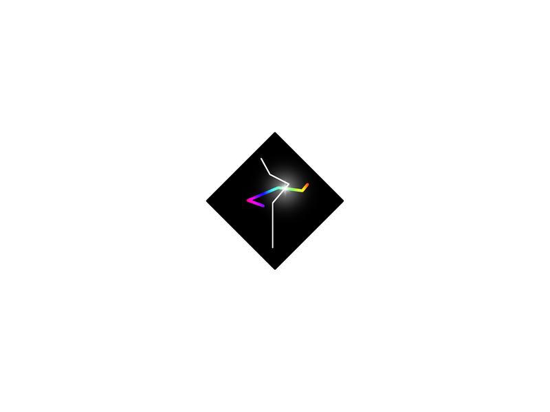 Mystery digital graphic design logo art editorial advertising design photoshop branding logodesign logotype