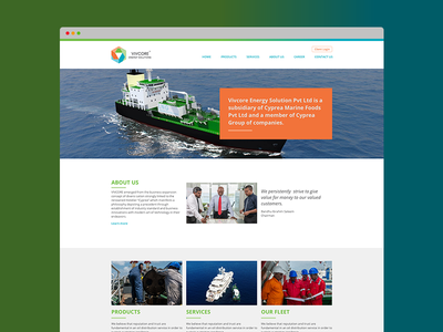 VIVCO Energy Solutions Home Page