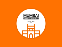 Mumbai City Sticker