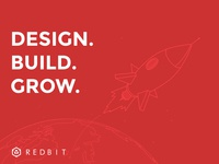 Redbit - Design. Build. Grow