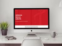 Home Page Desktop