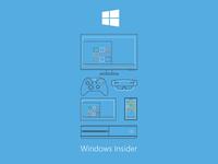 Windows Insider t-shirt Design concept 2