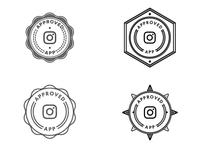 Instagram Appoved Badge