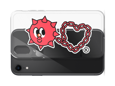 love hurts iPhone case