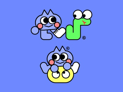 haha lil abusive cute character character design kids funny kawaii fashion cute color illustration