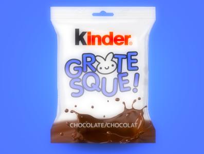 Kinder GROTESQUE!