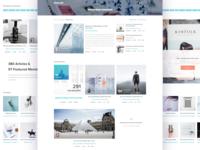 Video stock website - News