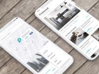 Condo Rental App. - Searching