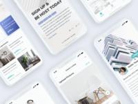 Condo Rental App. - Collection