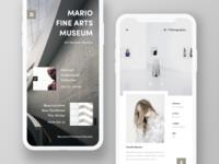 Museum App.