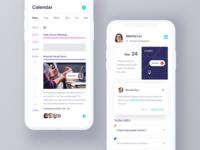 Calendar App.