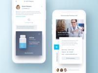 Online family doctor app.