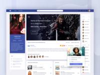 Facebook Concept - Event
