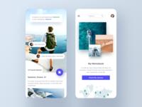 Trip app - Mark spots