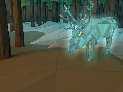 Christmas Reindeer [W.I.P]