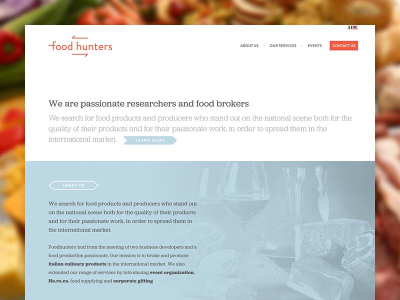 Foodhunters by Matteo Montolli | Dribbble | Dribbble