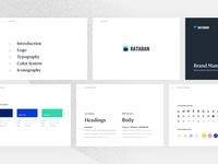 Rataran — Brand manual