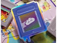 The holographic gameboy cartridge