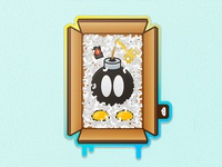 The bob omb package