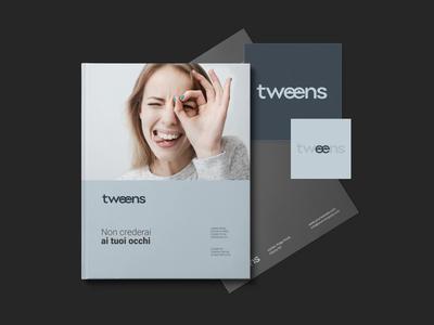 Tweens Branding Concept / Stationery