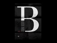 Bodoville Type Poster