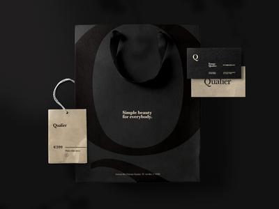 Qualier Branding Complete Look ⚡