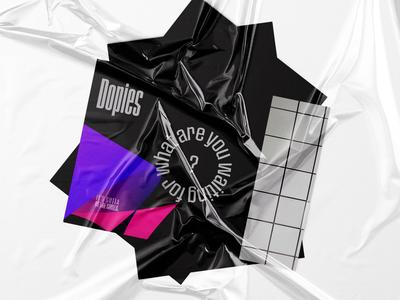 👟 Dopies - Footwear Retailer Branding Concept #8