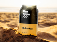 The Type Can - Summer Vibes 🍺