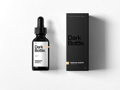 ✨ Dark Bottle - Skin Care Packaging Colors #3 bottle skincare packaging skincare branding skincare skin care branding bottle design packaging branding