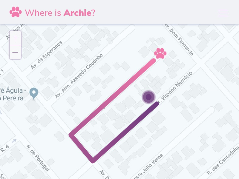 Dailyui  020 location tracker sized 01