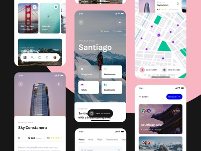 Yle Starter UI Kit ui8 ui kit ux user interface user experience ui mobile interface design app
