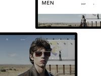 Men Section