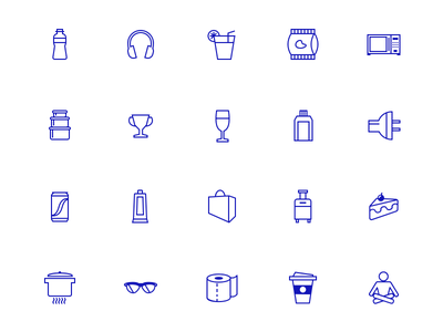 DailyCons! normal iconset ui design icon day dayli
