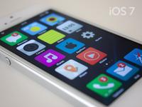 iOS 7 - Flat