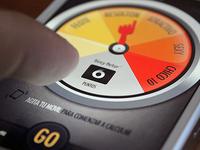iPhone Sexy meter
