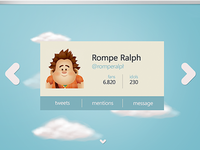 Kids user profile