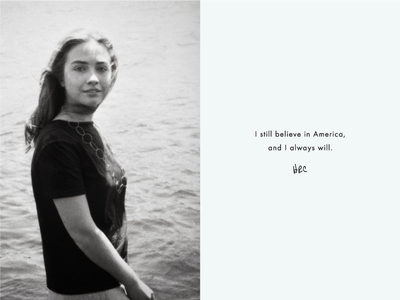 HRC women hillary inspirational quote