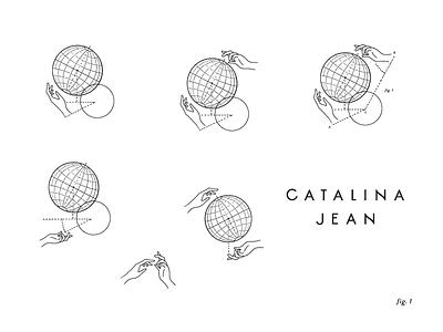 Fig. 1 wip illustration sub mark marks identity branding