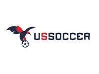 US National Team Logo w/ Text