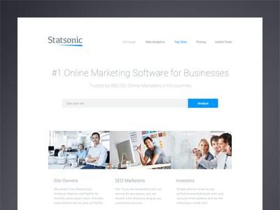 Statsonic