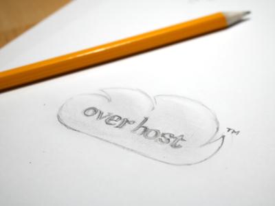 Sketch logo for Overhost