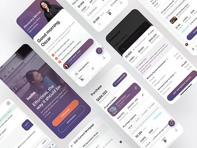 RedDoor Home - UI Shots visualdesign uidesign mobile ios app ux ui
