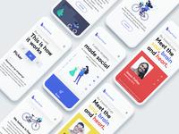 Buyfriend Website - Mobile