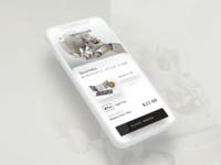 Dream Theater - New Album UI Concept