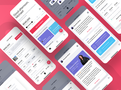 RedDoor: Human Powered ixd uxdesign userinterface visualdesign uidesign mobile ios app ux ui