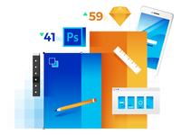 Ps v Sketch - Avocode's 2016 Web Design Trend Report