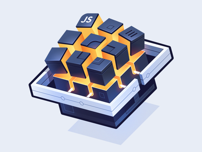 Reduce Data with Javascript Array#reduce section cross array cut reduce java cube laser course isometric illustration code
